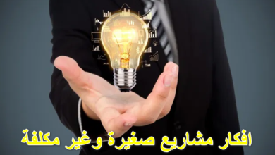 Photo of 10 افكار مشاريع صغيرة وغير مكلفة