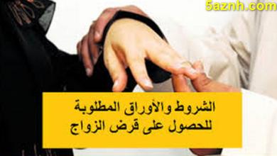 Photo of قرض الزواج