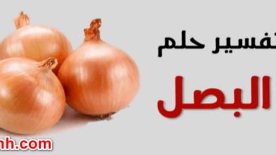 Photo of رؤية البصل في المنام