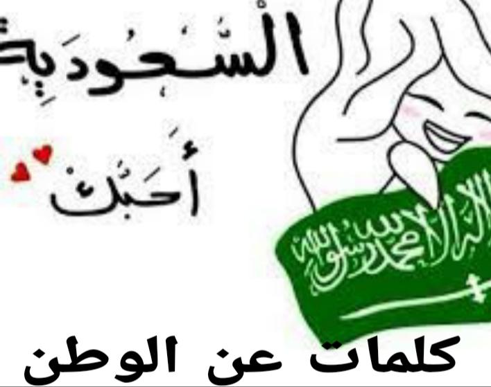 عبارات قصيرة عن الوطن الغالي كلمات عن الوطن السعودي خ زنة