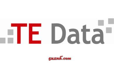 Photo of فاتورة النت te data