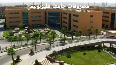 Photo of مصروفات جامعة هليوبوليس