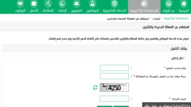 Photo of الاستعلام عن وافد