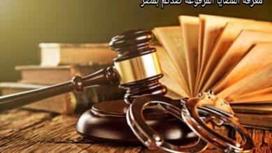 معرفة القضايا المرفوعة ضدكم بمصر